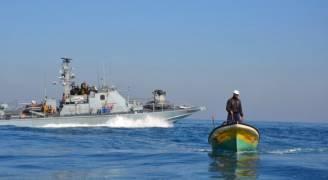 الاحتلال يعتقل ٦ صيادين شمال قطاع غزة