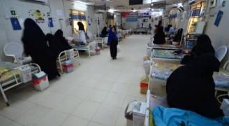 الكوليرا تحصد أرواح ١١٥ في العاصمة اليمنية
