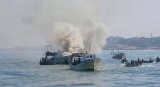 استشهاد صياد برصاص الاحتلال في بحر شمال غزة