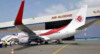 الخطوط الجوية الجزائرية تلغي رحلاتها بسبب اضراب لعمال الصيانة