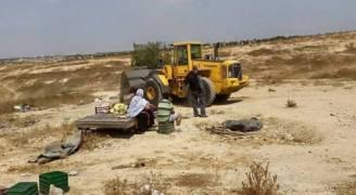 الاحتلال يهدم قرية العراقيب بالنقب للمرة الـ١١٣ على التوالي