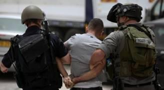 الاحتلال يعتقل ١٩ فلسطينيا في الضفة الغربية