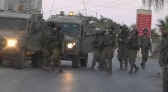 الاحتلال يداهم منزلا في جيت شرق قلقيلية