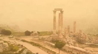 الأردن غداً .. أجواء غير مثالية للرحلات بسبب الرياح القوية وانخفاض درجات الحرارة