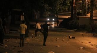 مواجهات عنيفة في محيط حاجز قلنديا