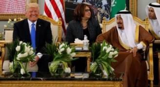 اتفاقيات عسكرية بعشرات المليارات بين السعودية وأمريكا