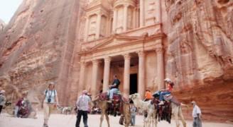 الأردن..ارتفاع ملحوظ في أعداد السياح خلال الثلث الأول من عام ٢٠١٧