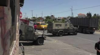 شرطة الاحتلال يعتقل مواطنًا ببيت أمر