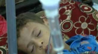 ارتفاع عدد ضحايا 'الكوليرا' في اليمن إلى ٣٥٠ وفاة