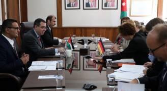 ٩٧.٤ مليون يورو منحة ألمانية للأردن