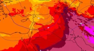 كُتلة هوائية لطيفة تقترب الثلاثاء وتؤثر على المنطقة الأربعاء