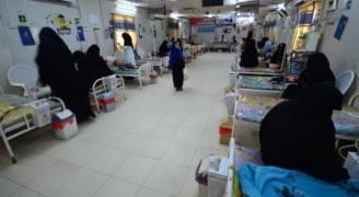 الصحة العالمية: الكوليرا يحصد أرواح ١٠٥٤ يمنيا في أقل من شهرين