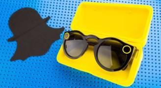 سناب تعمل على جيل ثان من نظارة Spectacles مع دعم الواقع المعزز