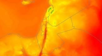 انخفاض على درجات الحرارة حتى الخميس وتوقع أجواء حارة أيام العيد