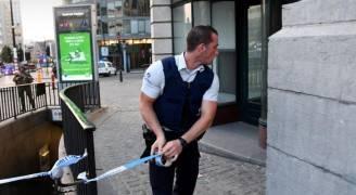 كشف جنسية منفذ هجوم محطة للقطارات في بروكسل