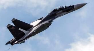 مقاتلة امريكية تعترض طائرة وزير الدفاع الروسي