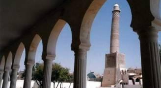 'داعش' يفجر جامع النوري والمئذنة الحدباء التاريخية في الموصل
