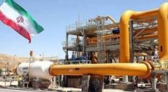 إيران تبدأ تصدير الغاز الى العراق