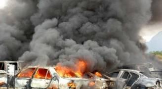 قتلى وجرحى بانفجار سيارة مفخخة جنوب افغانستان