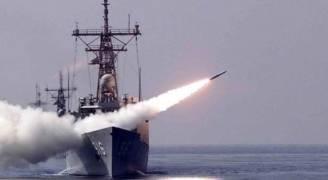 صواريخ روسية من البحر المتوسط على داعش في سوريا