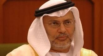 قرقاش: قطر سرّبت المطالب لإفشال الوساطة