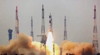 الهند تطلق ٣١ قمرا صناعيا لدول أوروبية