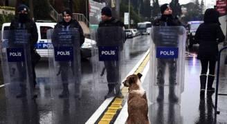 انفجار ضخم لخط إمداد غاز بإسطنبول