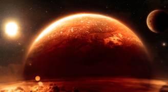 كوكب عاشر بحجم المريخ لكن غير مرئي