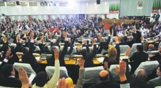 البرلمان الجزائري يصادق على 'برنامج الحكومة'