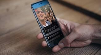 فيس بوك تعتزم إطلاق تطبيق خاص بصناع الفيديو المشاهير