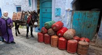 المغرب يبحث تعويض الفقراء قبل رفع الدعم عن غاز الطهو