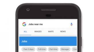 جوجل تبدأ دعم البحث عن الوظائف عبر محرك البحث خاصتها