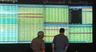 ٣٩,٩ مليون دينار حجم التداول الاسبوعي لبورصة عمان