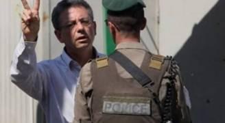 إصابة مصطفى البرغوثي خلال مواجهات مع قوات الاحتلال بالقدس
