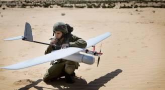 الاحتلال يستعيد طائرة بدون طيار سقطت بنابلس