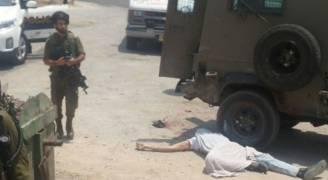 استشهاد شاب فلسطيني برصاص الاحتلال شرق بيت لحم