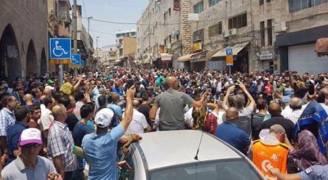 إصابات بقمع الاحتلال مصلين في محيط 'الأقصى'