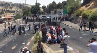 شهيدان في القدس في 'جمعة المواجهات'..فيديو