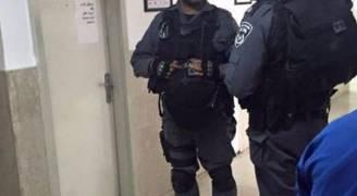 الاحتلال يقتحم مستشفى المقاصد الخيري في القدس