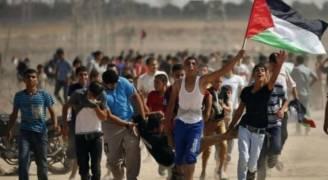 جرحى برصاص الاحتلال شرق غزة