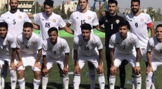 منتخبنا الأولمبي يخسر أمام فلسطين