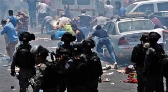الاحتلال يعتقل ٤ مقدسيين بحجة المشاركة بالمواجهات