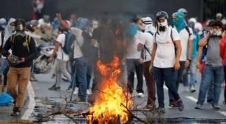 المعارضة الفنزويلية تدعو إلى إضراب جديد رفضاً لتعديل الدستور