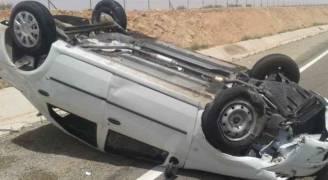 وفاة ثلاثيني بحادث تدهور في عجلون
