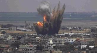 الجيش السوري يخرق اتفاق وقف إطلاق النار بالغوطة الشرقية