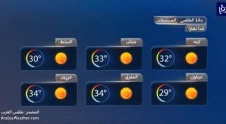 ارتفاع طفيف على درجات الحرارة الأحد.. فيديو