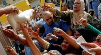 مصر تسجل أعلى معدل تضخم منذ ٣١ عاما
