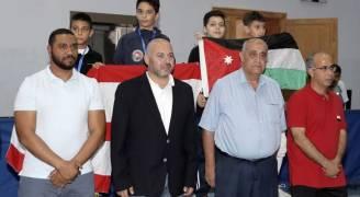 تألق للأردن ولبنان في اليوم الأول من البطولة العربية للمبارزة