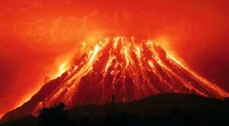 اكتشاف أكبر 'منطقة بركانية بالعالم'