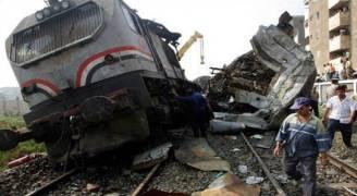 مصر.. حبس سائقي 'قطاري الموت'